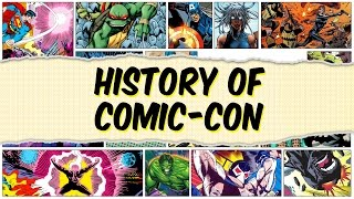 The History of Comic-Con - San Diego HD