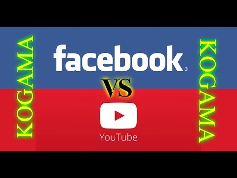 KoGaMa Facebook Vs Youtube