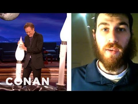 Fan Correction: You Don't Light Menorahs That Way! - CONAN on TBS