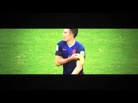 Robin van Persie vs Spain World Cup 2014 HD 720p