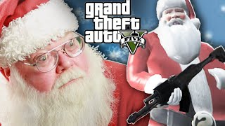 Santa Adds People To His Naughty List In GTA V The Purge • Pro Play