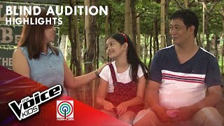 Meet Camille Dulay from La Union | The Voice Kids Philippines 2019