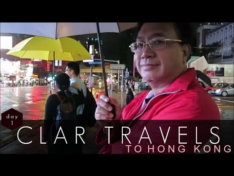 CLAR TRAVELS: Post Father's Day! - clar831 HONG KONG DAY 1 (June 23)
