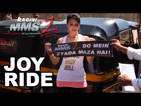 Sunny Leone's Joy Ride (ragini Mms-2) video