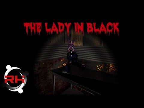 The Lady In Black: Indie Horror Gameplay