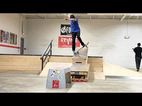 Crazy Skateboard Combo