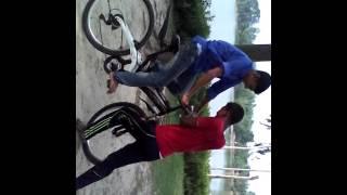 Bangla fun মজার সাইকেল খেলা