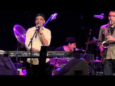 WAR sings - Cisco Kid Live at The Arcada Theater