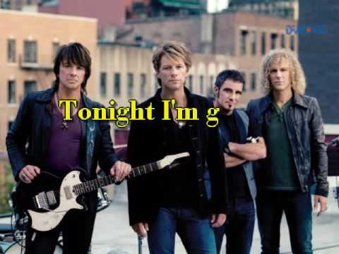 Bon Jovi   All About Loving You