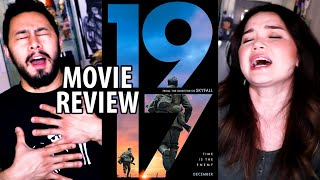 1917 | Movie Review | Sam Mendes | Benedict Cumberbatch | Colin Firth | Jaby Koay & Achara Kirk