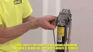 AMES Bazooka Maintenance