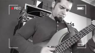 Borja Bass Slap Solo