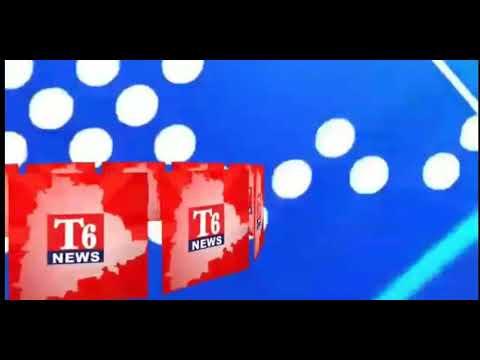 T6 NEWS://రైతుబంధులో చెక్కులు, బుక్కులు పంపిణీ చెంసిన  CM KCR