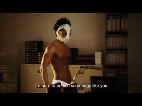 Siêu Nhân Quần Sịp - Hentai Kamen video
