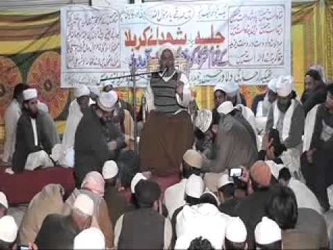 Molana Jafar Qureshi - Waqia Karbala - Chakswari P3 video