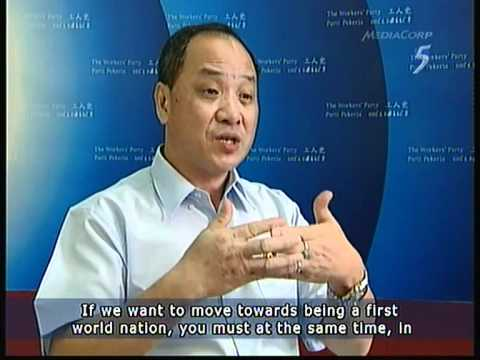 Low Thia Khiang reply DPM Teo on Opp Party Can't Deliver - 08Apr2011