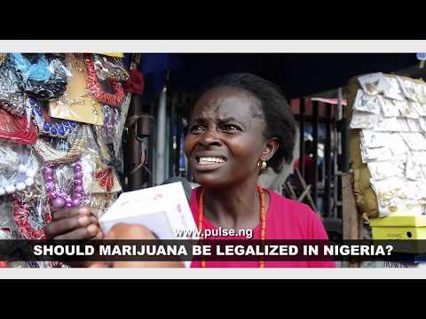 Should Marijuana Be Legalized In Nigeria? - Pulse TV Vox Pop