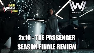 Westworld 2x10 - The Passenger (Season Finale) - Review, análise e teorias