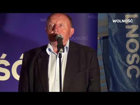 Stanisław Michalkiewicz - II Lubelski Piknik Wolnościowy 2018
