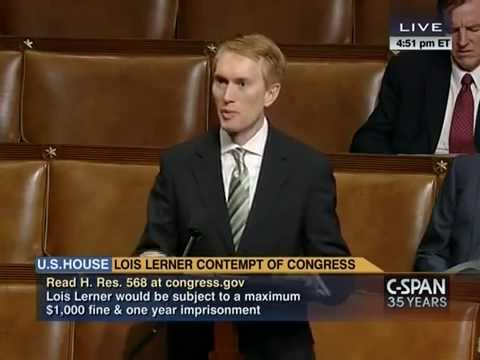 Lankford: A constitutional principle is at stake here
