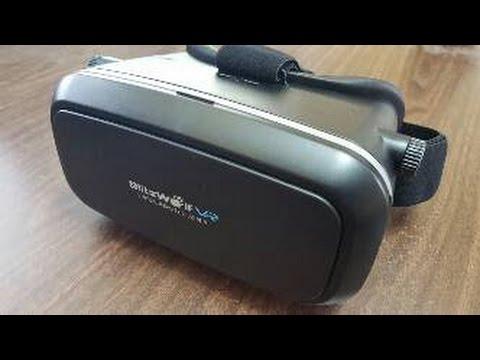 BlitzWolf Virtual Reality Headset Unboxing