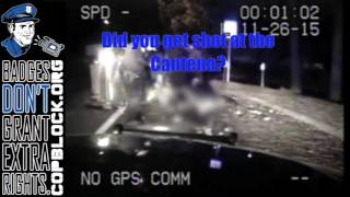 Update Paradise DUI Shooting w/NEW AUDIO FROM OFFICERS