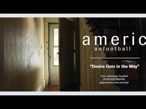 American Football Desire Gets in the Way music videos 2016