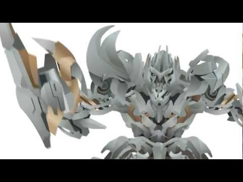 RotF MEGATRON Transform - Short Flash Transformers Series Music Videos