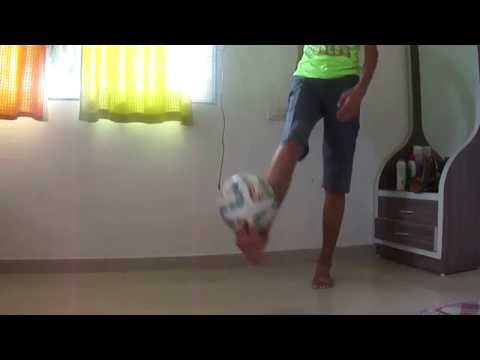ball control by harsh