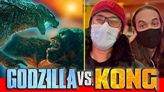 Godzilla Vs Kong - IMMEDIATE REACTION & REVIEW FROM THEATER!! (MonsterVerse | MechaGodzilla)