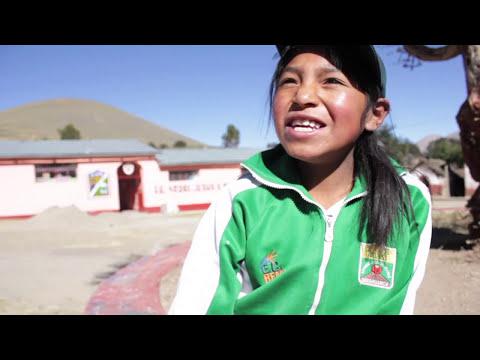 Orcopampa: Educación de calidad