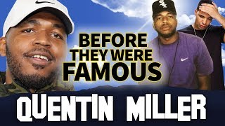 QUENTIN MILLER | Before They Were Famous | Drake Ghostwriter ?