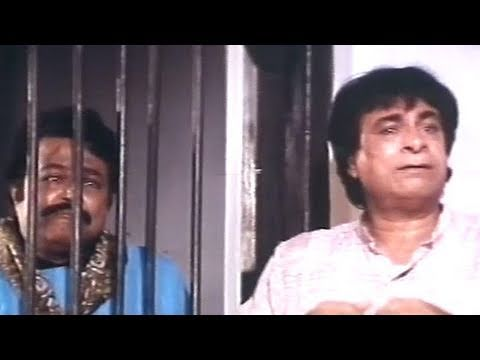 Baap Beta on the Run - Kader Khan Dialouge Baap Numbri Beta...