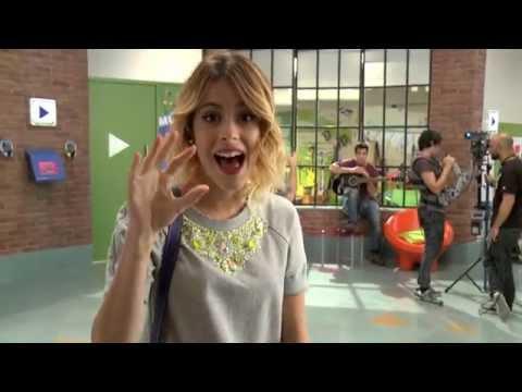 Disney Channel España | Un Nuevo Sueño - Día de Grabación (Violetta 3)