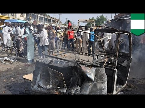 Boko Haram: female suicide bombers kill at least 23 in separate attacks in Nigeria