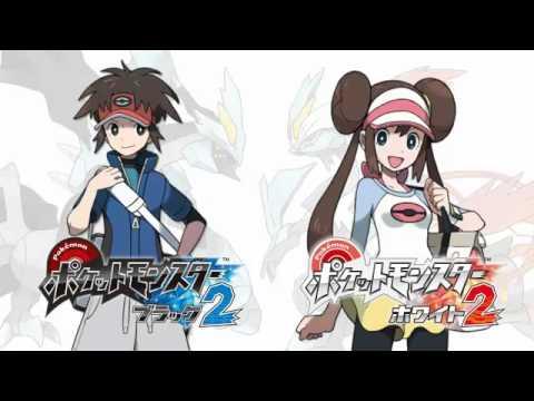 Pokemon Black & White 2 Ost Kanto Gym Leader Battle Music video