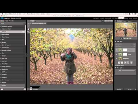 Getting Started in Perfect Photo Suite 8 with Liz LePage