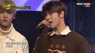 2 minutes of Taevin singing/rapping becasue he deserves more lines