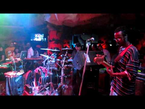 Thailand – Pattaya City – Lucifer Disko – Hip-Hop live 06