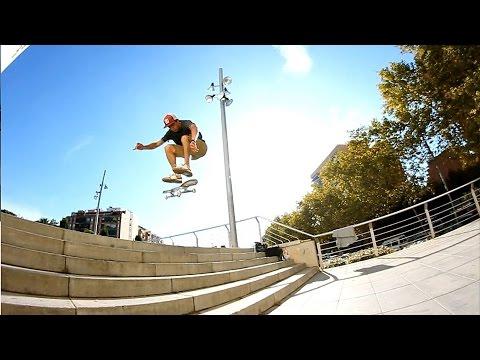 John Bejarano - Skateboarding in Barcelona