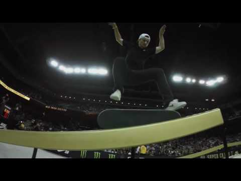 Shane O'Neill - Nyjah Huston - Cody Mcentire // 2016 Supercrown GoPro Top 3