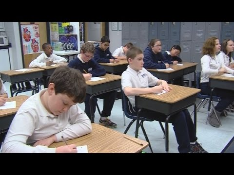 Wednesday, July 30, Segment 2 - WICOMICO DAY SCHOOL - 07/31/2014