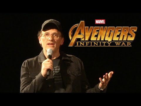 """""""Avengers: Infinity War"""" Director Anthony Russo Introduces Opening Night At El Capitan Theatre"""