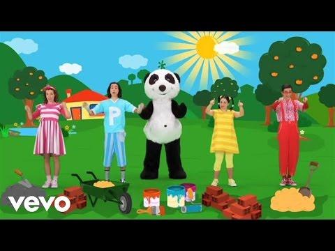 Panda e Os Caricas - Vamos Fazer Uma Casa