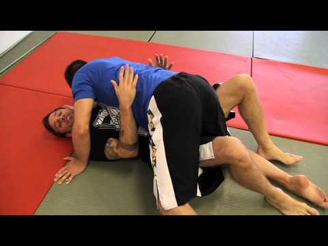 MMA Technique of the Week - Lockdown from Half Guard | Revgear MMA Training Image 1