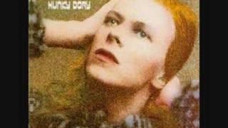 Watch David Bowie Quicksand video