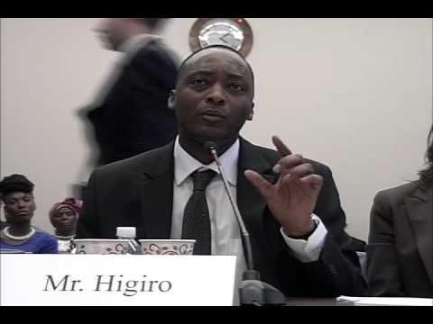 Congress asks Higiro, former Rwandan Govt's hitman about chain of command in Rwandan military