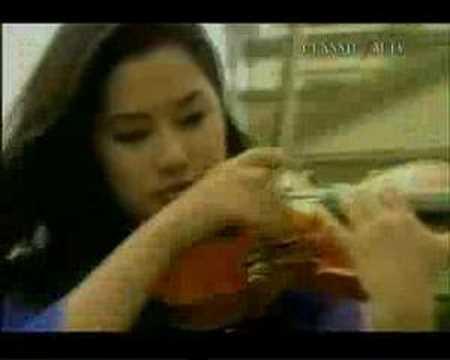 Sarah Chang Carmen Fantasy MV (Part 2 of 2)