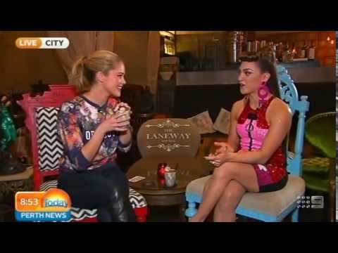 Perth International Burlesque Festival - Part 2   Today Perth News