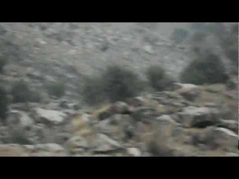 Fire fight in Afghanistan. Kunar Province.  Siren's Song:  The Allure of war